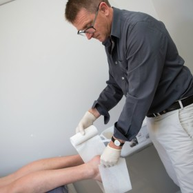 Custom orthotics, Geelong